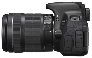 Canon EOS 700D Kit EF-S 18-55 mm f/3.5-5.6 IS STM