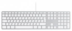 Apple MB110 Wired Keyboard White USB