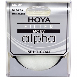 Светофильтр Hoya Filter MC UV Alpha Multicoat 77mm