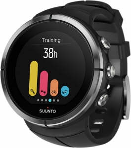 Умные часы SUUNTO Spartan Ultra HR Black SS022658000