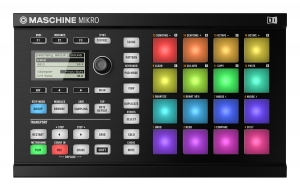Native Instruments Maschine Mikro MK2 BLK