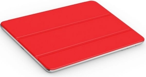 Чехол Apple iPad mini Smart Cover Red для Apple iPad mini 1,2,3 MD828