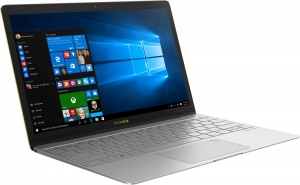 Ноутбук ASUS Zenbook 3 UX390UA (Intel Core i5-7200U, 12.5 LED'', 1920x1080, 8192Mb, 256Gb (SSD) , Intel HD Graphics 620, WiFi, Bluetooth, Windows 10 64-bit)