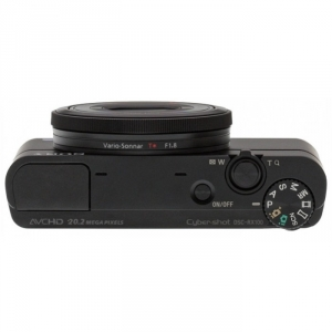 Sony Cyber-Shot DSC-RX100 Black