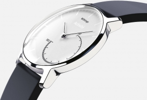 Умные часы Withings Activite Steel Black & White HWA01 70180101
