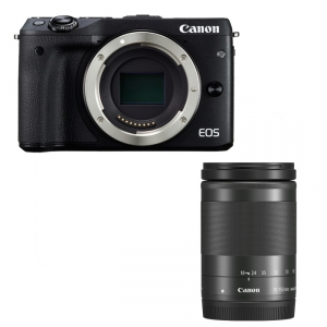 Canon EOS M5 Kit 18-150mm/3.5-6.3 IS STM