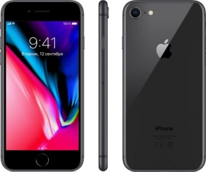 Apple iPhone 8 64GB Space Gray (Серый Космос)
