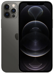 Смартфон Apple iPhone 12 Pro Max 128GB Graphite (Графитовый) EU