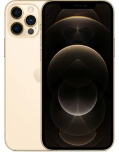 Смартфон Apple iPhone 12 Pro 128Gb Gold (Золотистый) (MGMM3RU/A)