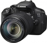 Canon EOS 700D Kit 18-135mm IS STM