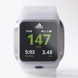 Adidas miCoach Smart Run Balck/White