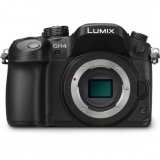 Panasonic Lumix DMC-GH4 Body (англ. меню)