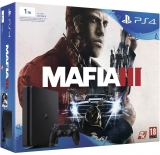 Sony Playstation 4 Slim 1Tb + Игра Mafia 3