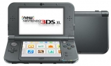 Игровая консоль New Nintendo 3DS XL Metallic Black