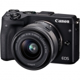 Canon EOS M3 Kit 15-45 IS STM