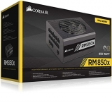 Блок питания Corsair RMx Series RM850x 850W ATX 2.4, 80 PLUS Gold (CP-9020093-EU)