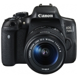 Canon EOS 750D Kit EF-S 18-55 DC III