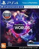 Игра для PS4 PlayStation VR Worlds (Русский)