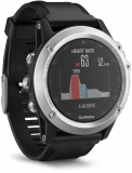 Смарт-часы GARMIN Fenix 3 silver (black) HR