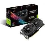 ASUS GeForce GTX 1050 Ti 1290 Mhz PCI-E 3.0 4096Mb 7008Mhz 128 bit 2xDVI HDMI HDCP Strix Gaming