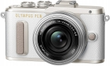 Olympus PEN E-PL8 kit 14-42mm f/3.5-5.6 EZ Белый