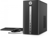 Системный блок HP Pavilion 570-p067no (Core i3-7100/ 8GB/ 256GB SSD/ GeForce GTX 1050 2GB/ DVD-RW/ Win10 64)