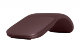Microsoft Surface Arc Bluetooth Mouse Burgundy бордовая