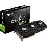 MSI GeForce GTX 1070 Ti 1607MHz PCI-E 3.0 8192MB 8008MHz 256 bit DVI HDMI HDCP Duke