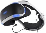 Шлем виртуальной реальности Sony PlayStation VR v2 + PlayStation Camera v2.0 + игра VR Worlds