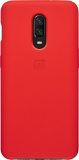Чехол Oneplus 6T Silicone Protective Case Red 5431100066