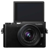 Фотоаппарат Panasonic Lumix DC-GX800 Kit 12–32 мм (H-FS12032) Черный