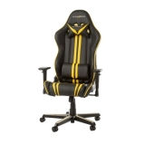 Кресло геймерское DXRacer Racing OH/RZ9/NY (GC-R9-NY-Z1) Black/Yellow