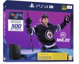 Sony PlayStation 4 Pro 1Tb Black + NHL 2020