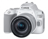 Зеркальный фотоаппарат Canon EOS 250D kit 18-55 IS STM White